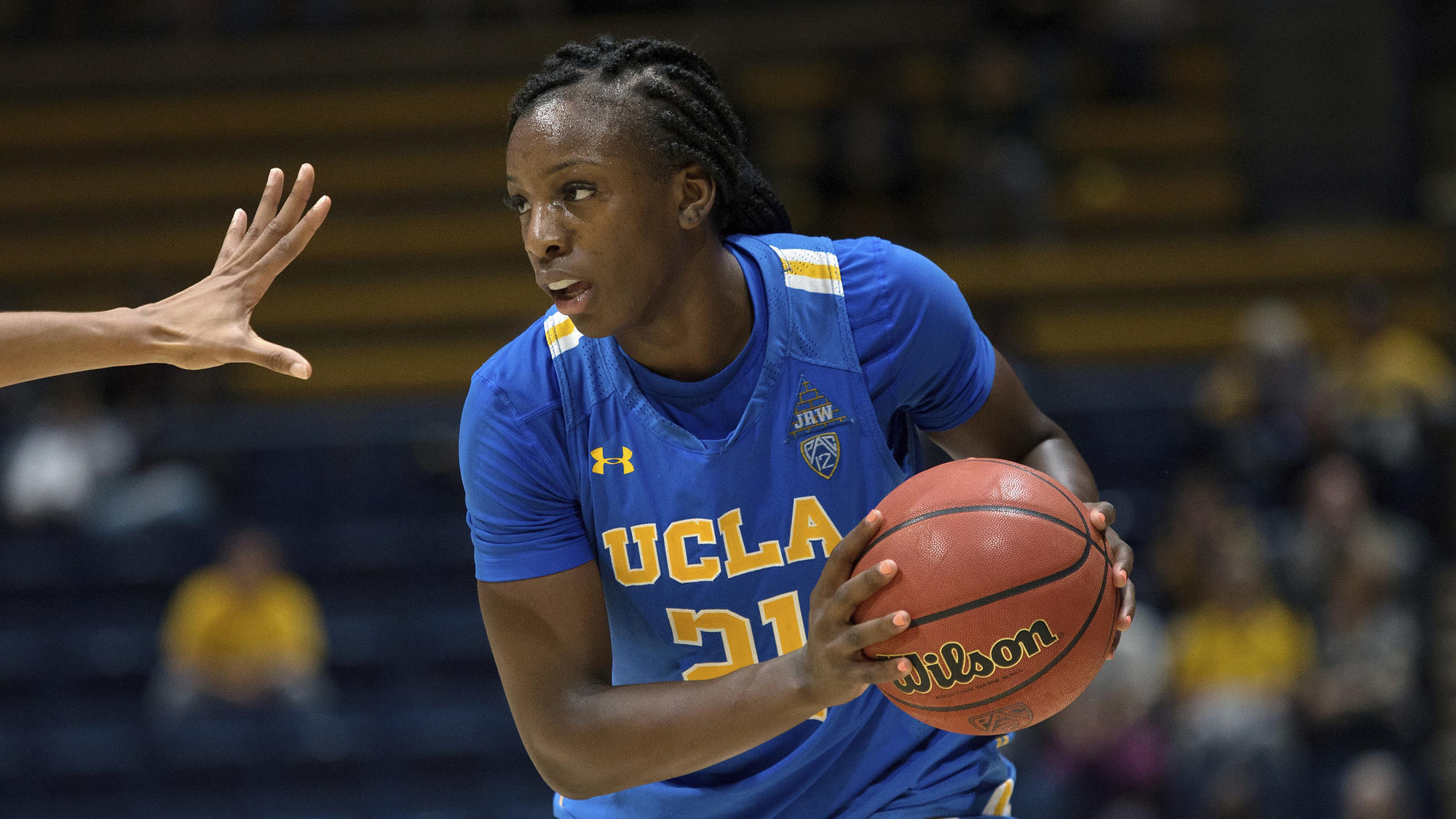UCLA's Michaela Onyenwere is making all the right moves on eve of NCAA tournament