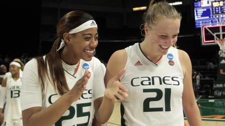 Hurricanes hoping to snap tough March streak and advance to Sweet 16 for  just second time. Miami Hurricanes 9b374913f