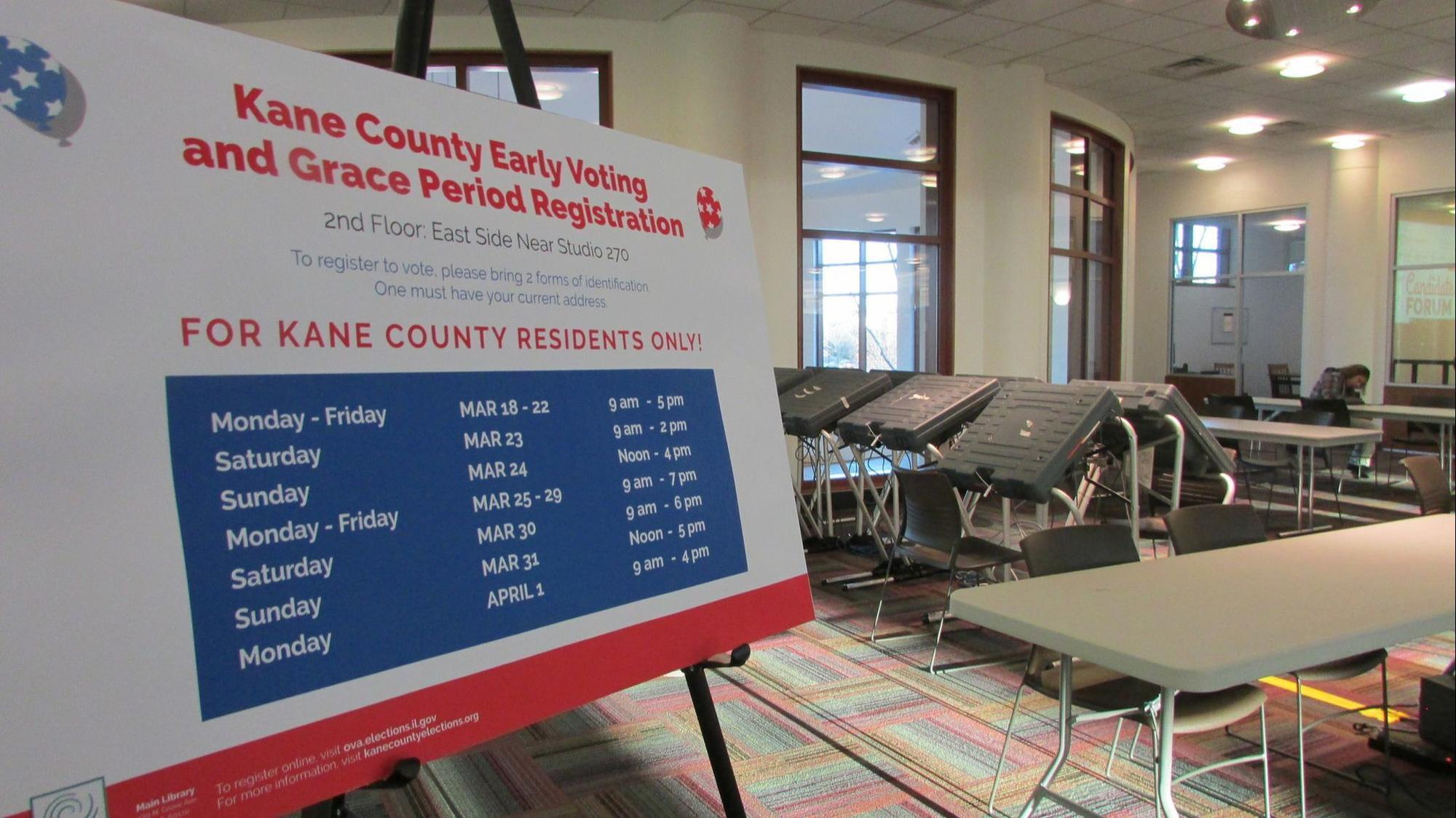 Why don't more voters turn out for spring elections? Elgin-area officials, experts and volunteers weigh in