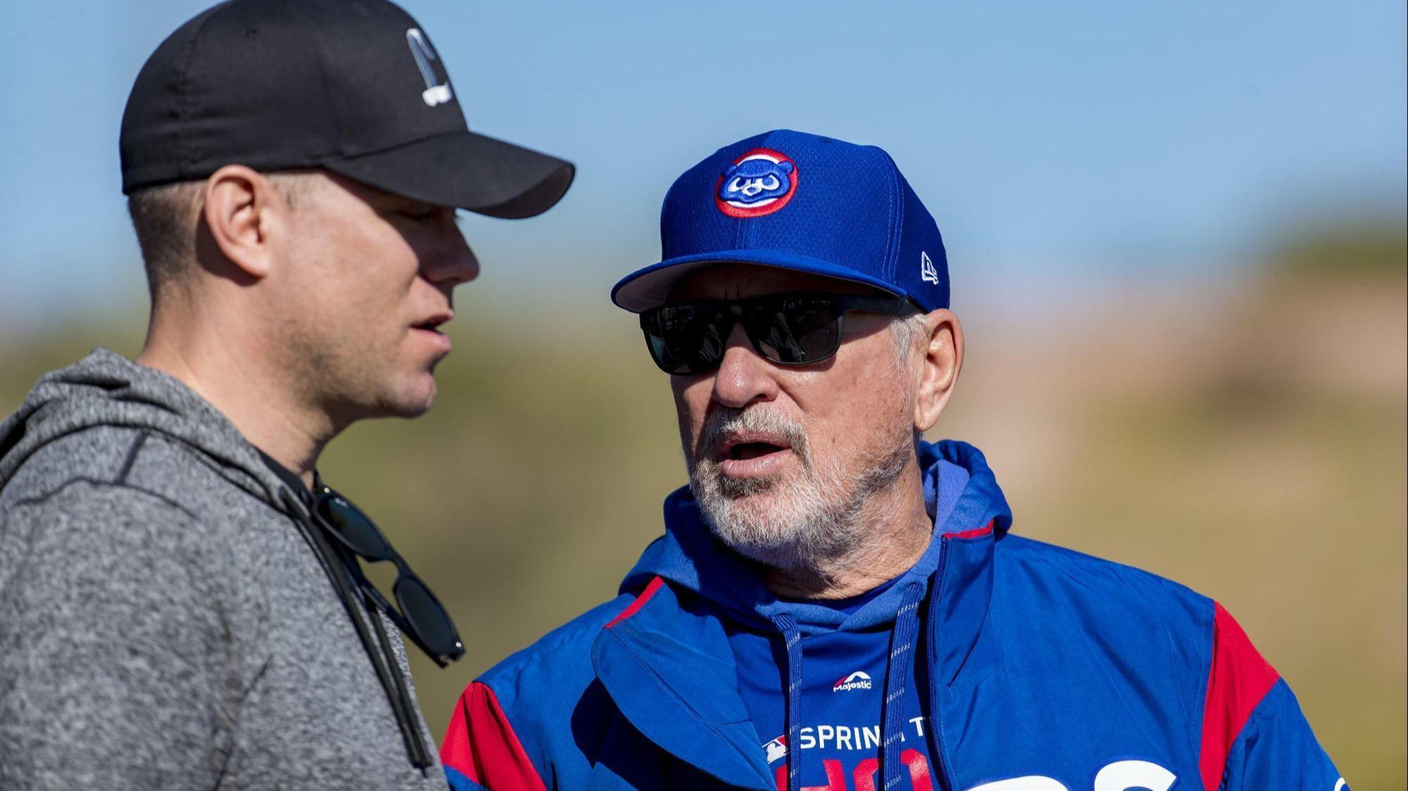 'October really starts in March': Theo Epstein reinforces Cubs' sense of urgency with latest moves