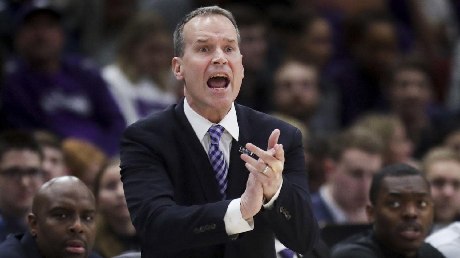 Highest-rated recruit in Northwestern basketball history Robbie Beran has 'no concern' about transfers