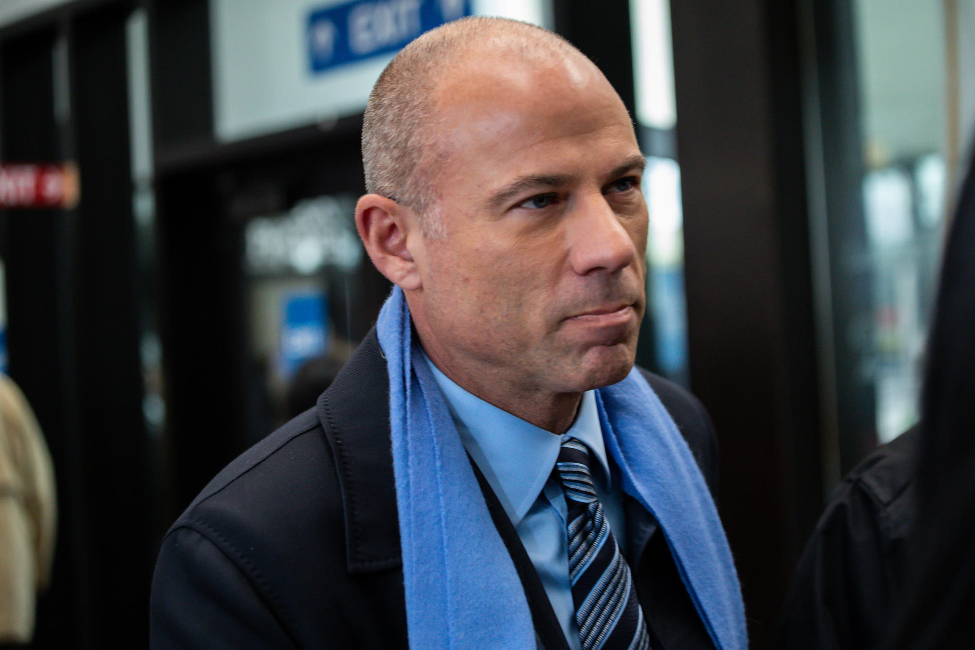 Michael Avenatti Arrested Accused Of Trying To Extort Millions From Nike