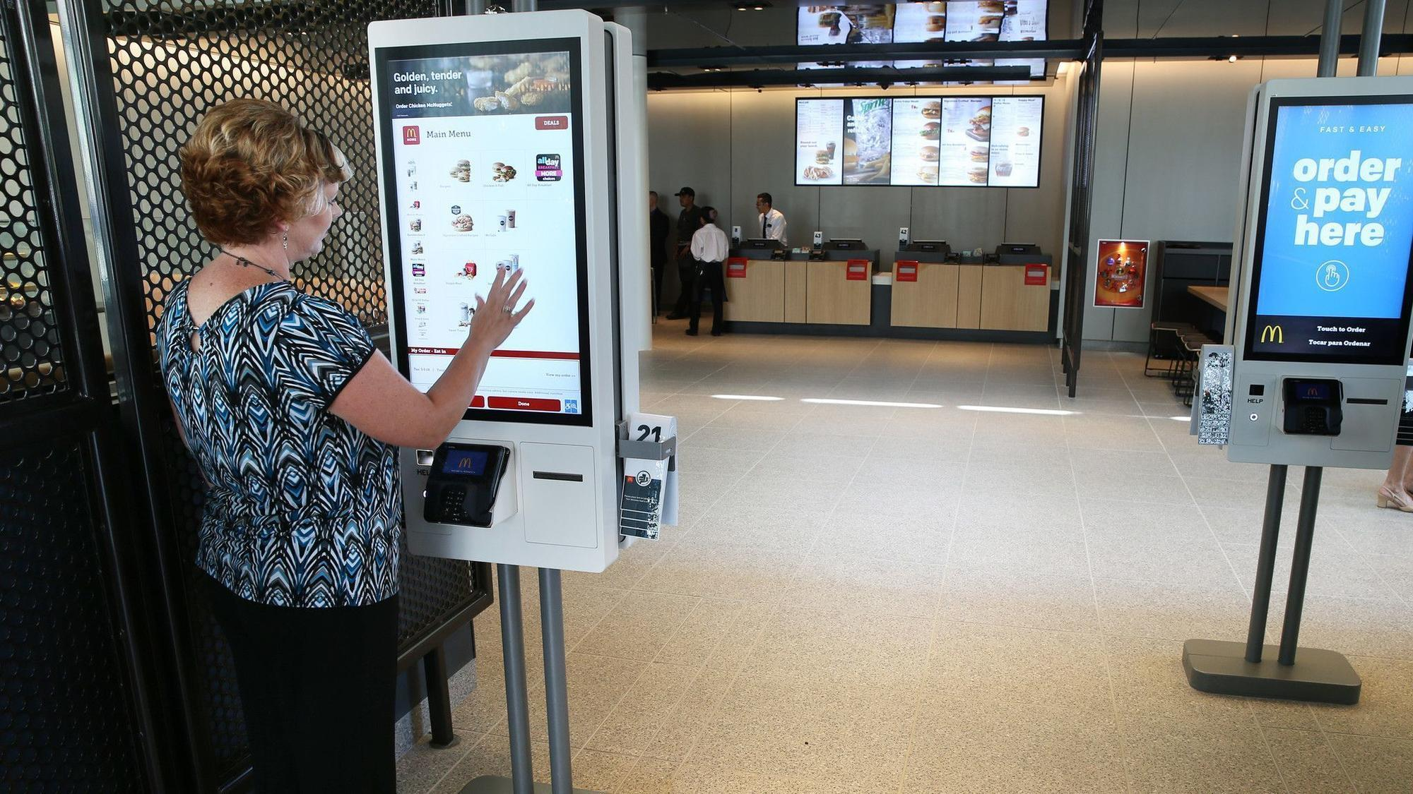 Would you like fries with that? McDonald's digitaldrive-thrus will start making personalized recommendations