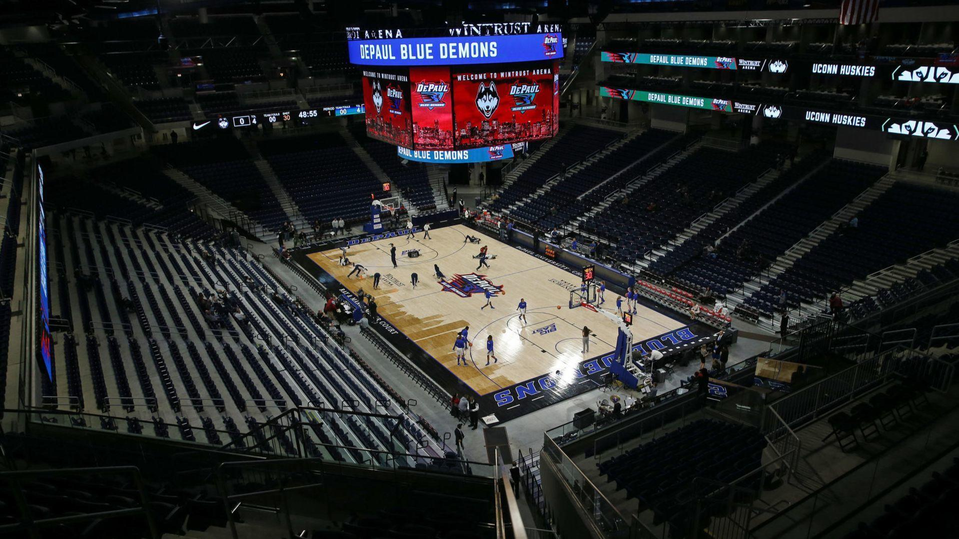 Exterior: What To Know If You're Going To Wintrust Arena For The