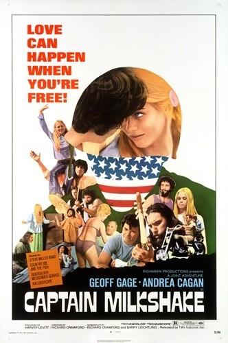 The 'Captain Milkshake' movie poster