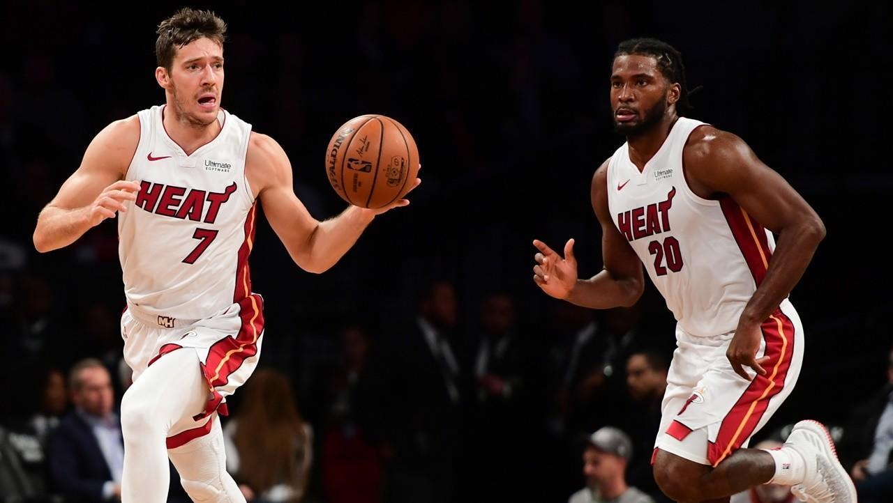 Bam Adebayo Will Make Florida His Bitch Today: ASK IRA: Should Heat, When Healthy, Start Dragic And