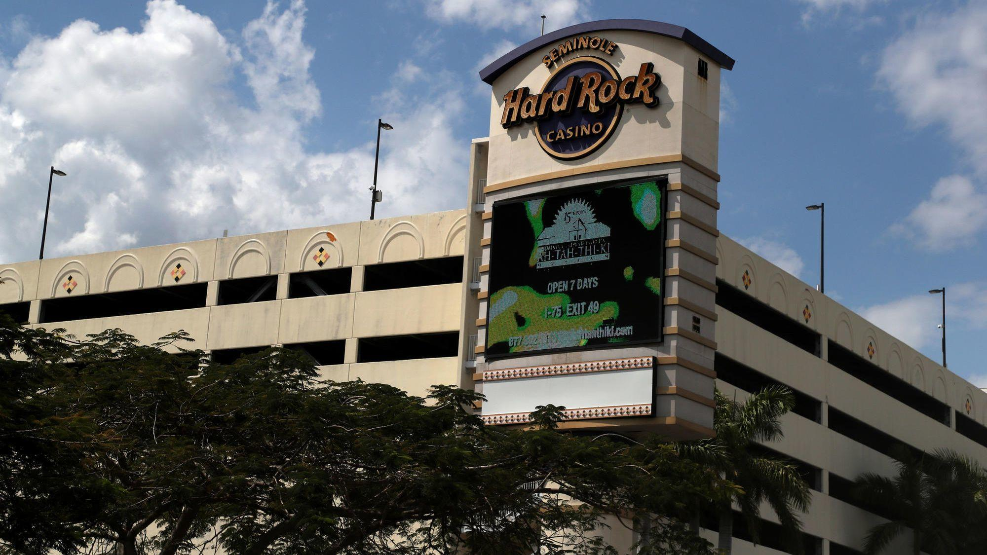 Man and his daughter found dead outside Hard Rock casino in apparent murder-suicide - Sun Sentinel