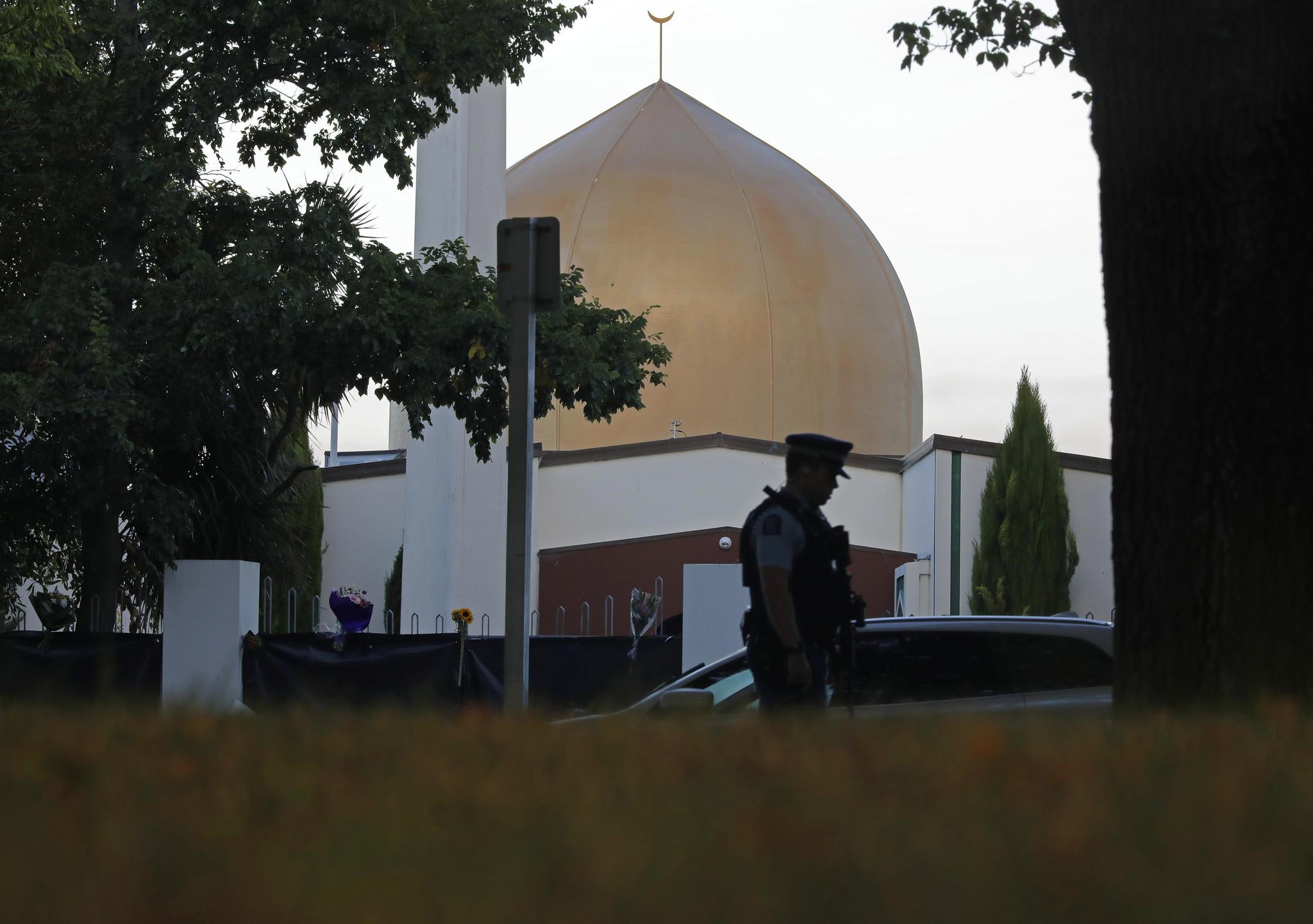 Masjid Christchurch Image: Flipboard: New Zealand Mosque Attack Suspect Brenton