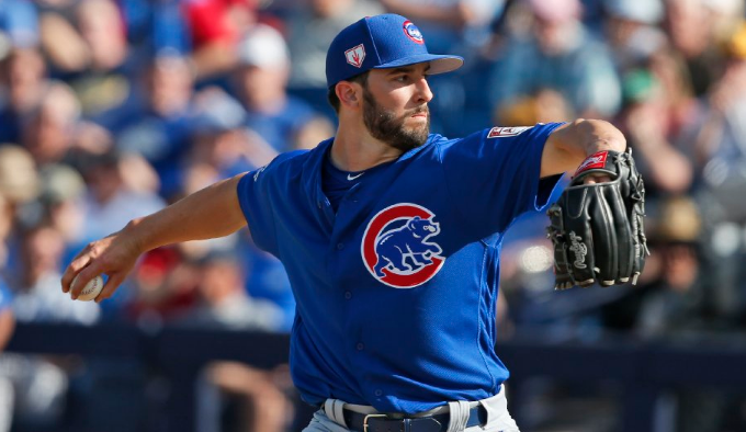 Some of the Cubs' possible bullpen options start their minor-league season today