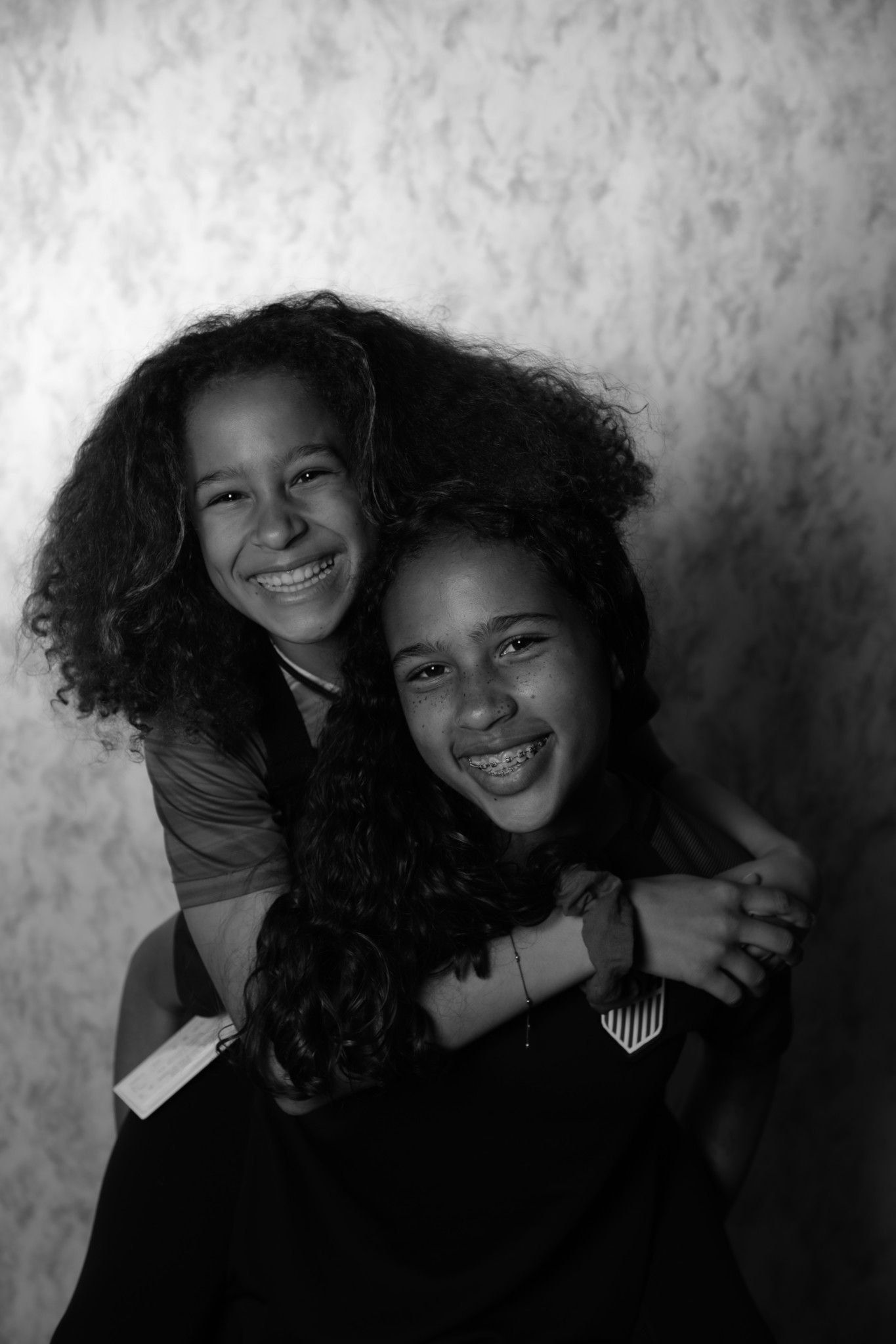 Sisters Piper and Keaton Davis