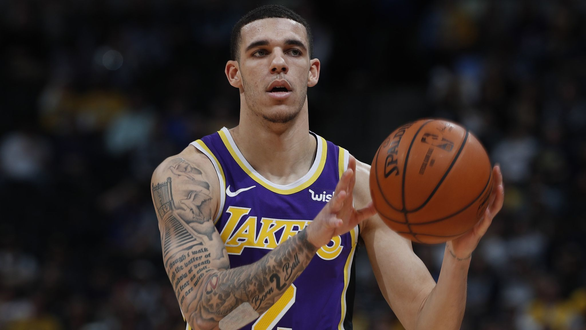 1bce7c05ff7 ... 2019 Lakers' Lonzo Ball selects CAA to represent him. LA Times - 00:00  AM ET April 09, ...