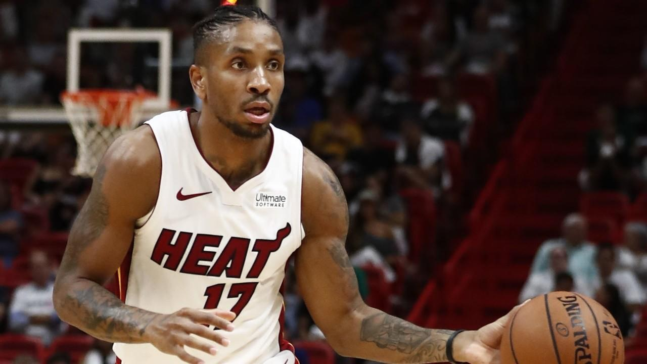 Rodney McGruder claimed by Clippers, Heat out of luxury ...