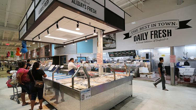 International Grocery Stores Orlando
