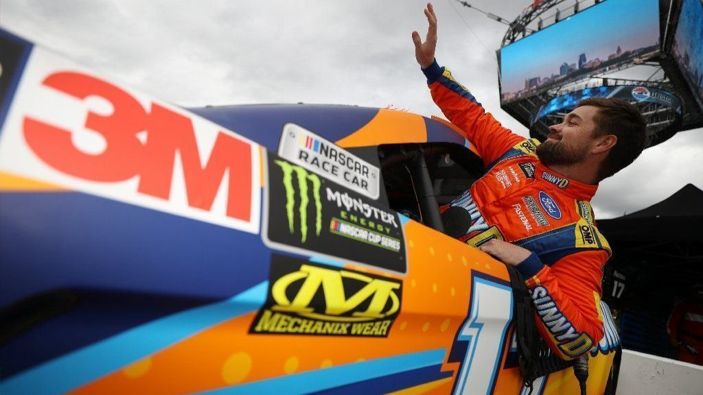 32d30904dca Stenhouse looking to end Cup Series slump, get a boost this weekend at  Richmond The Toyota Owners 400 Saturday at Richmond Raceway pushes the  Monster Energy ...