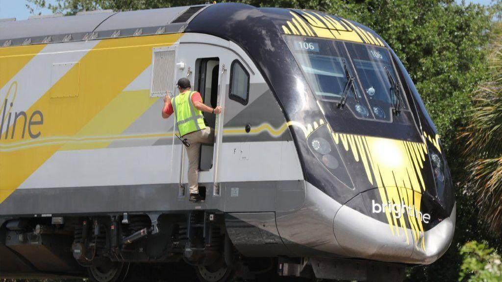Pedestrian struck and killed by Virgin train – Broward US