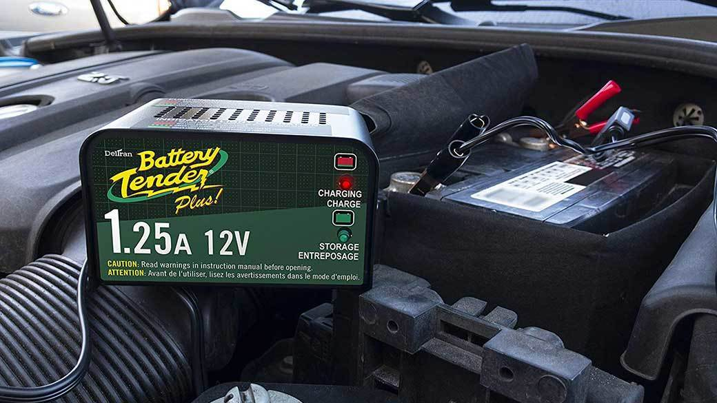 Three Best Car Battery Chargers