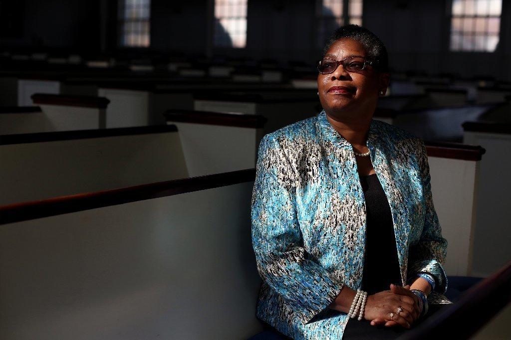 The Rev. Natalie McLean