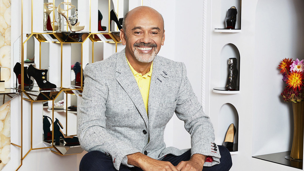 c3f6669112cb Christian Louboutin in Chicago  3 minutes with the world s most famous shoe  designer