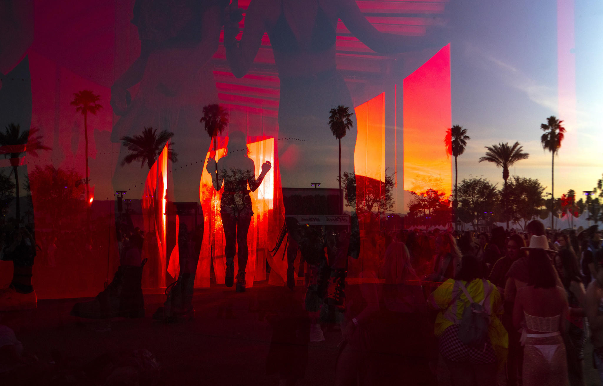 ICYMI: Scenes from week one of the Coachella Valley Music