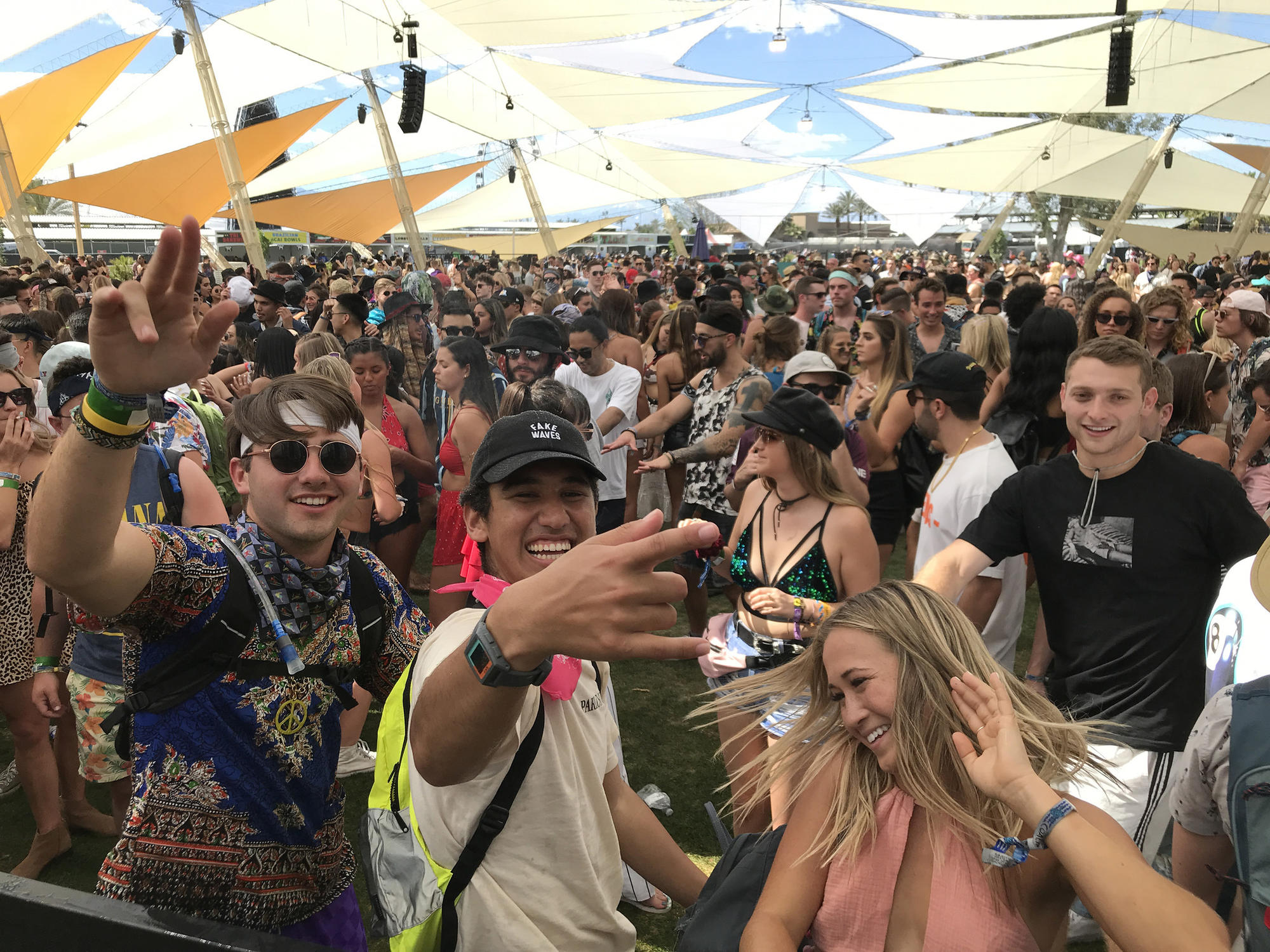 ICYMI: Scenes from week one of the Coachella Valley Music and Arts