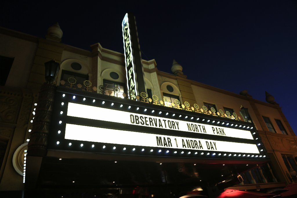 Live Nation is buying Observatory North Park and Observatory Santa Ana
