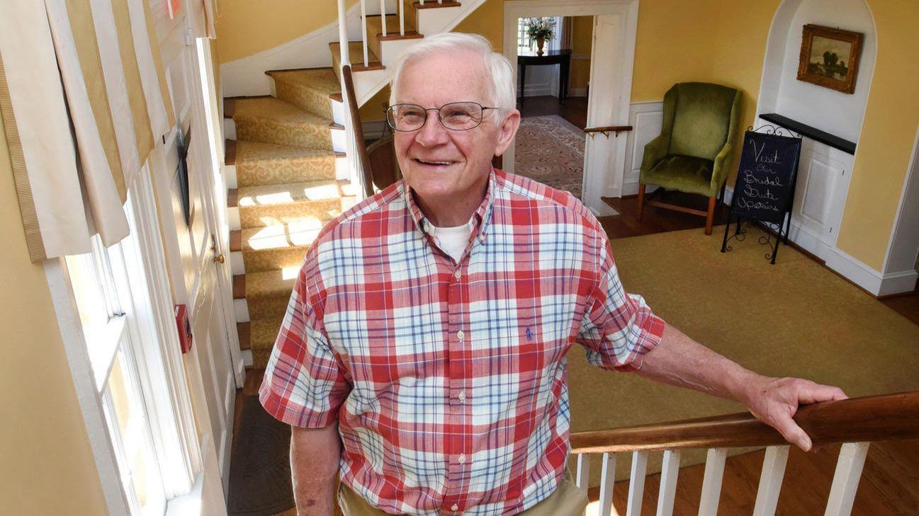 Fred Dorsey Lives Belmont Manor S History In Howard