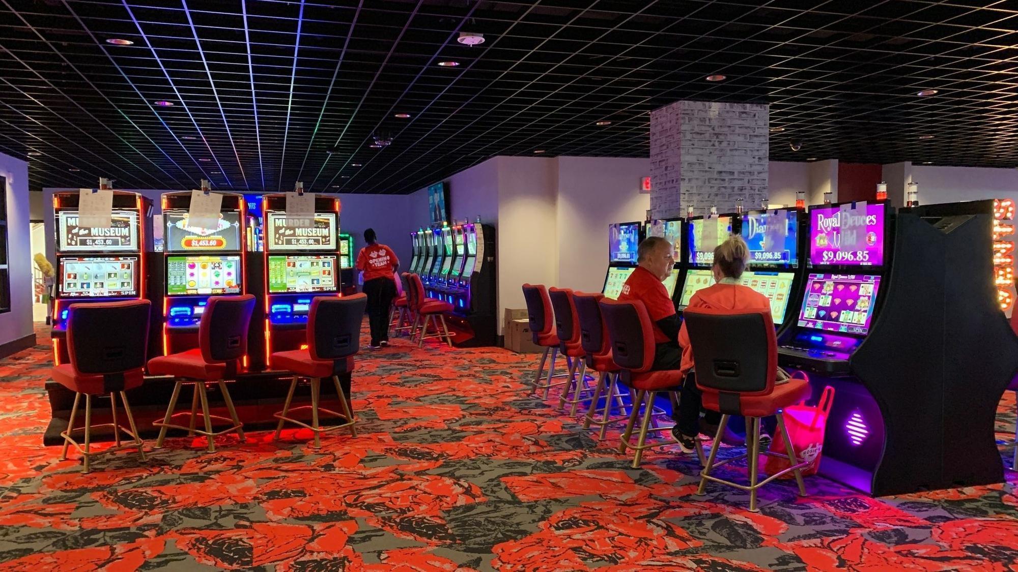 Rosie S Gaming Emporium To Open April 23 The Virginia