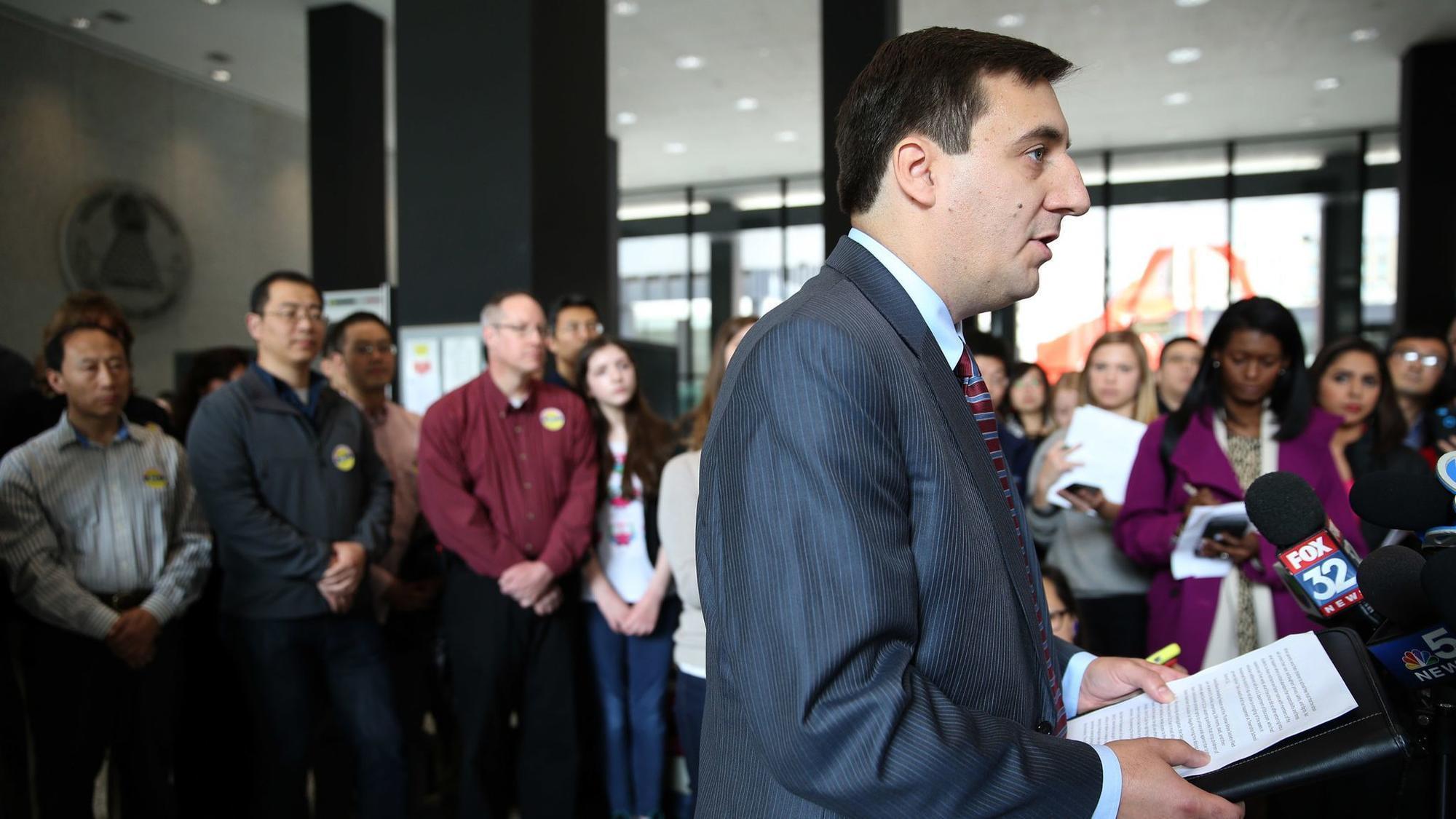 Ed Department Sued Over Handling Of >> Parents Abruptly Drop Lawsuit Over Transgender Student Locker Room