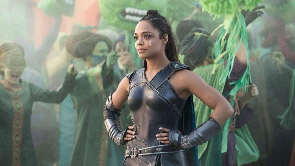 Tessa Thompson on Valkyrie's 'Avengers: Endgame' whereabouts and Captain Marvel shippers