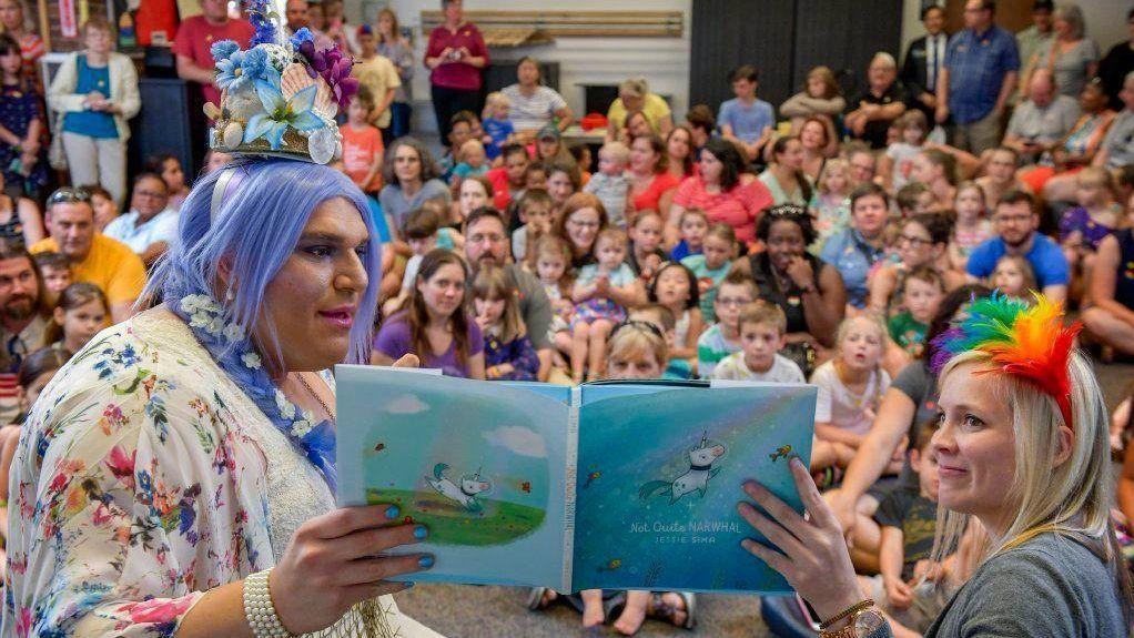 Anne Arundel Public Library board to discuss LGBTQ programs
