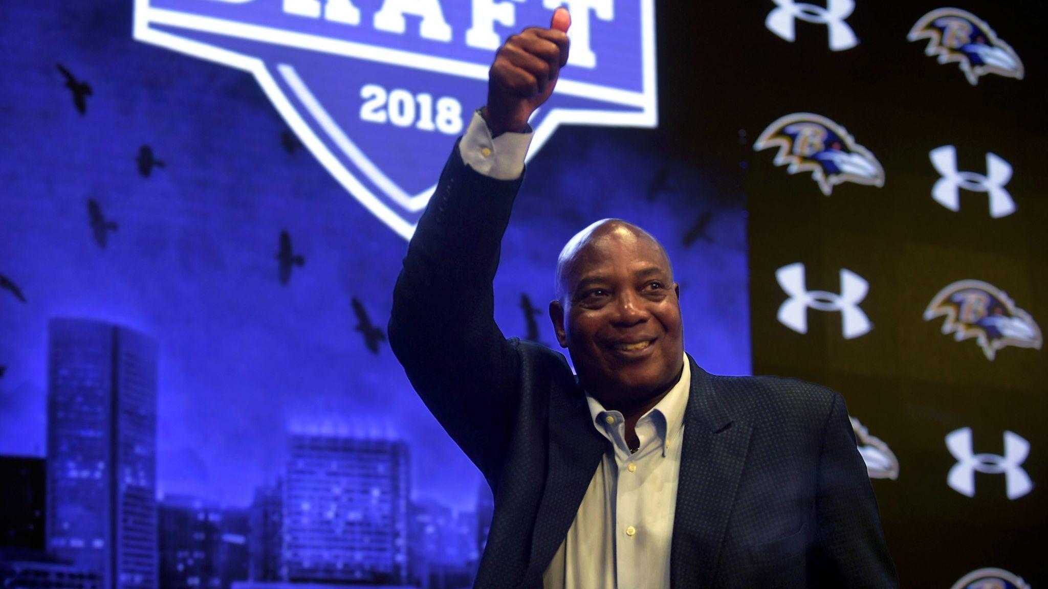 FBN 2018 RAVENS NFL DRAFT