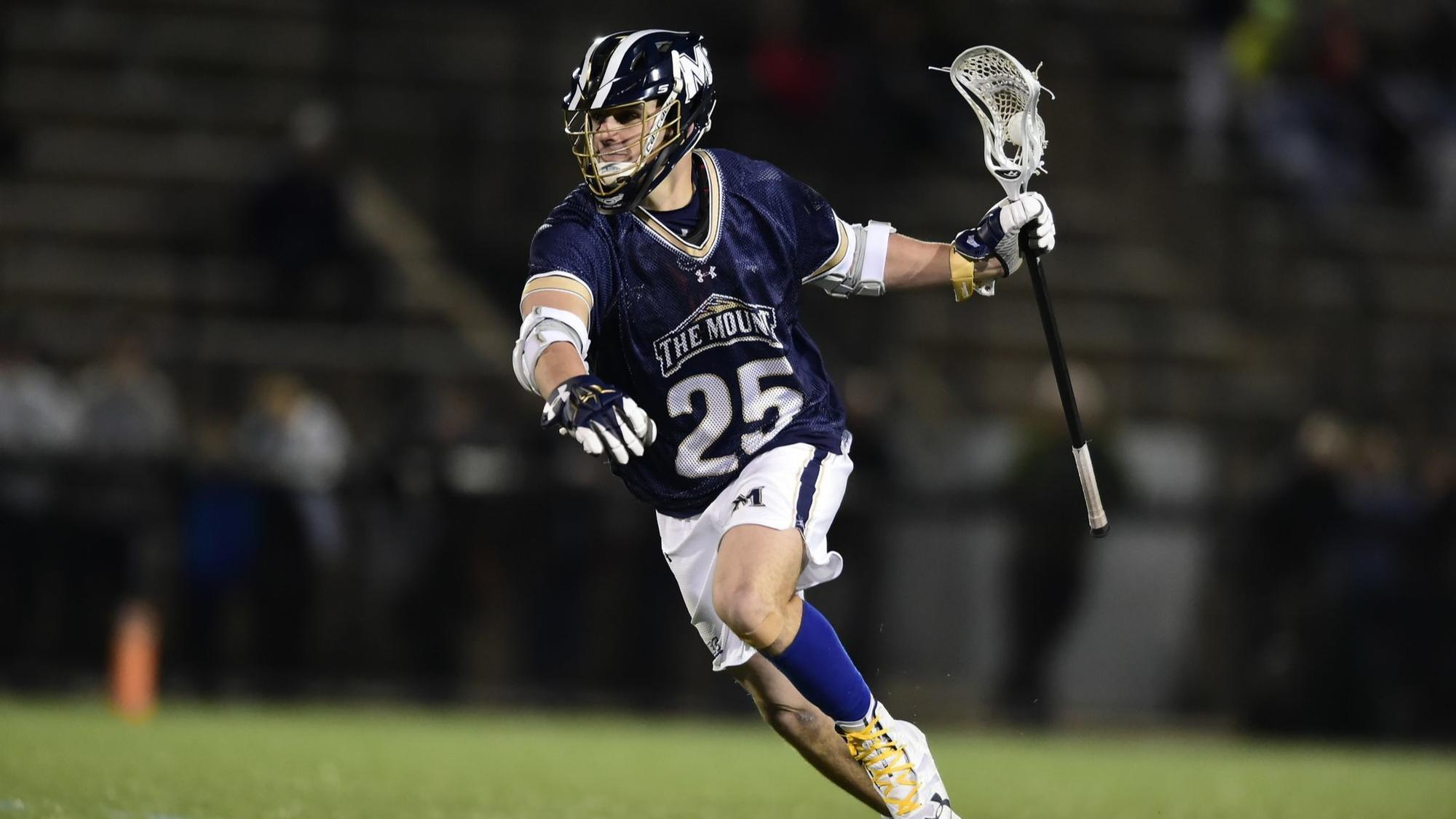 College lacrosse notebook: Mount St. Mary's matchup ...