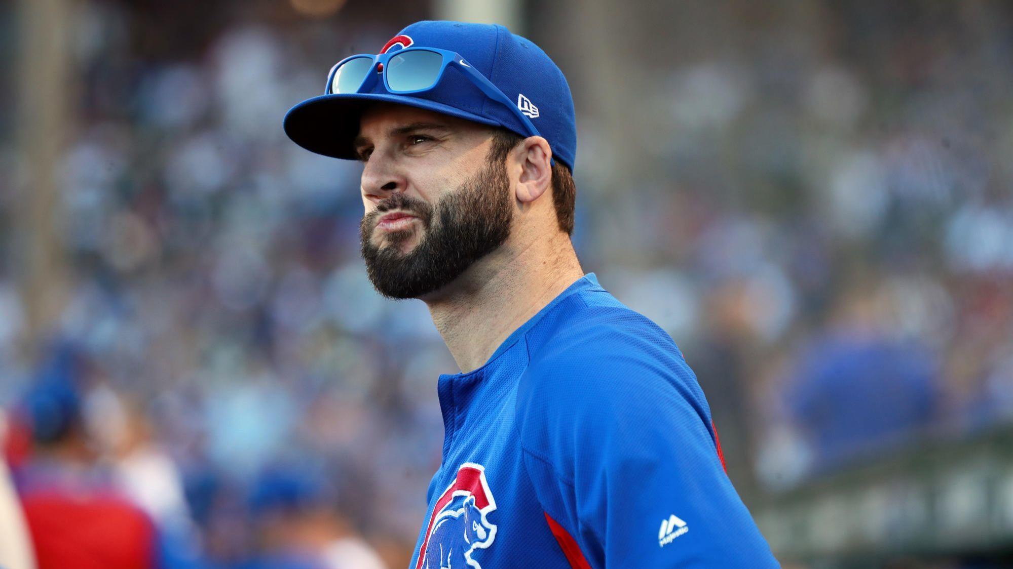 Cubs shut down Brandon Morrow after he experiences elbow soreness during rehab
