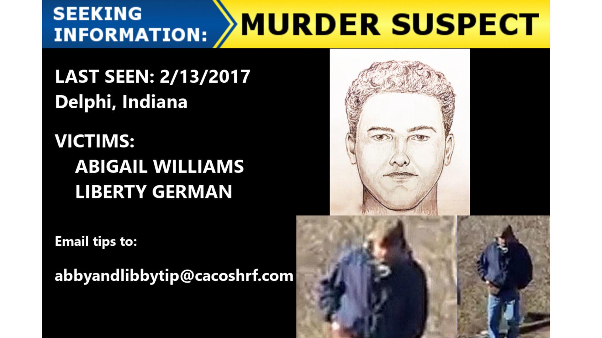 Delphi, Indiana, murder suspect - Chicago Tribune