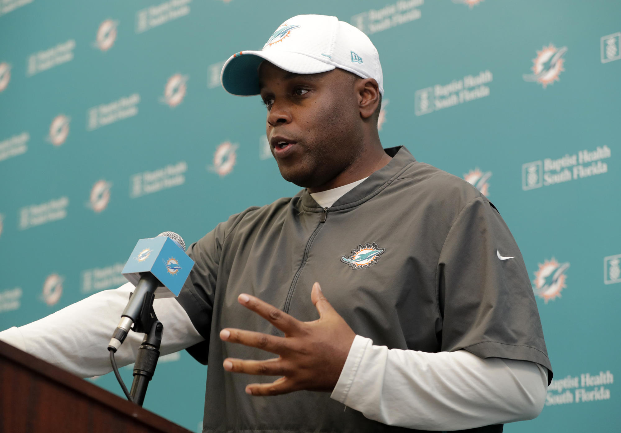 Hyde: The Dolphins can't pass a possible franchise QB now for a possible franchise QB next year   Commentary