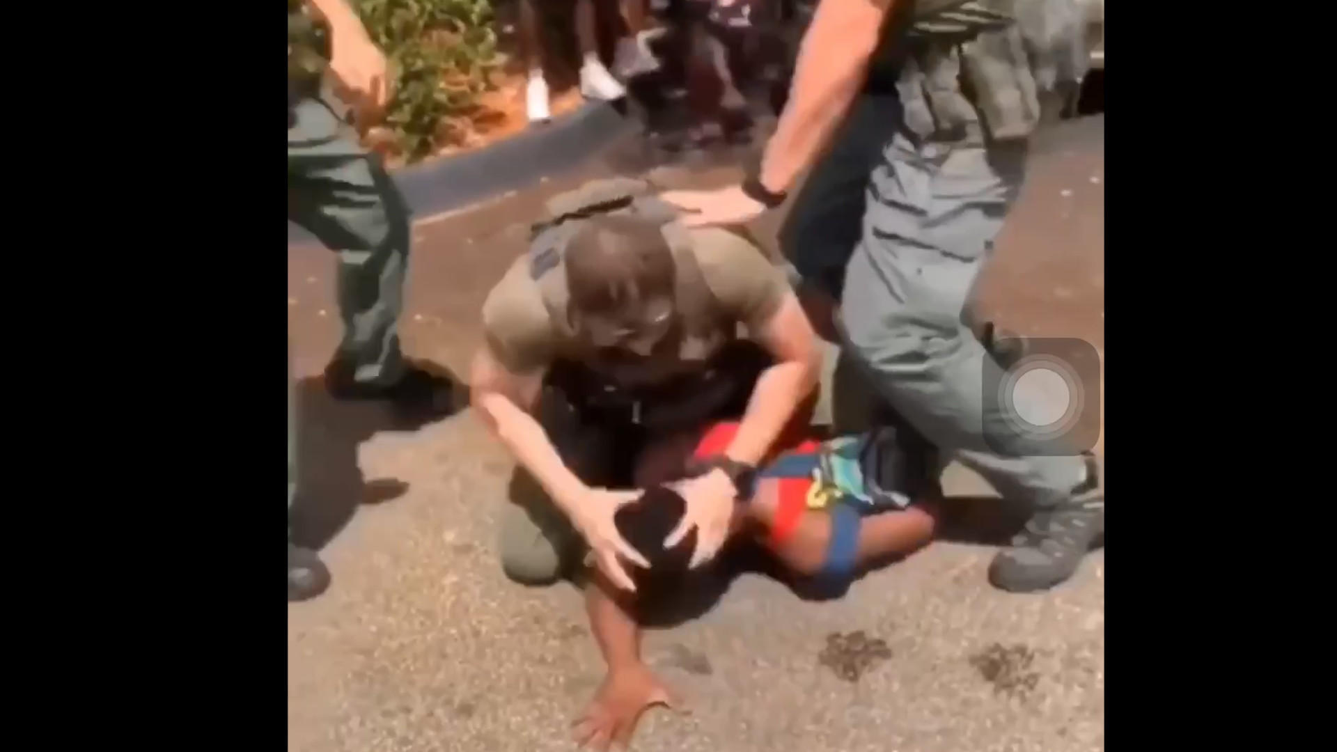 South Florida prosecutors investigate after deputies are seen pepper-spraying and punching teens