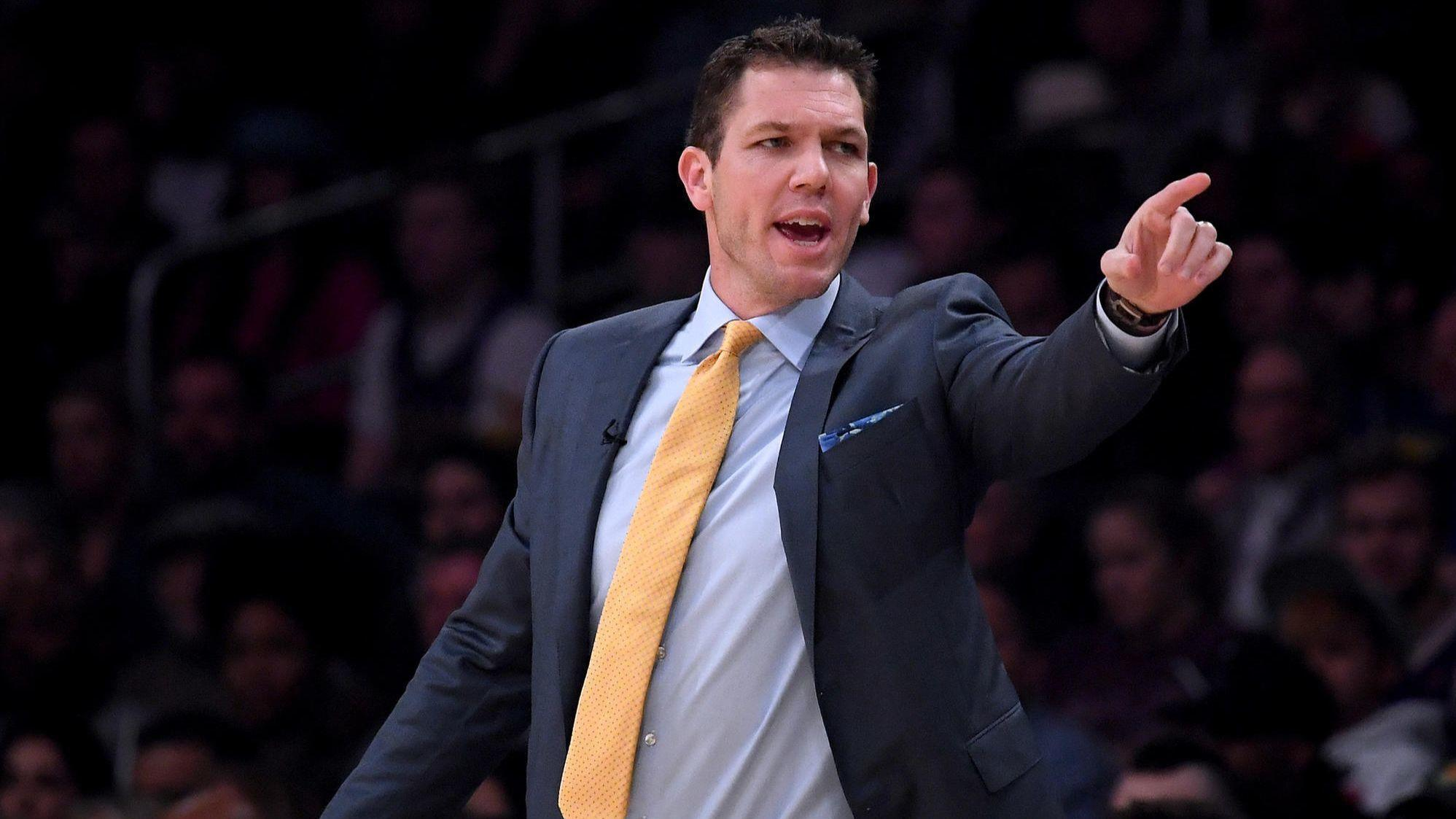 Luke Walton being sued for alleged sexual assault