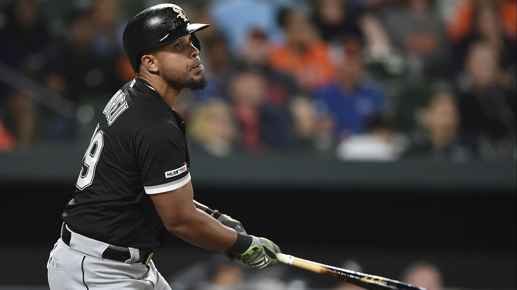 Jose Abreu homers and drives in 5 to help the White Sox crush the Orioles 12-2