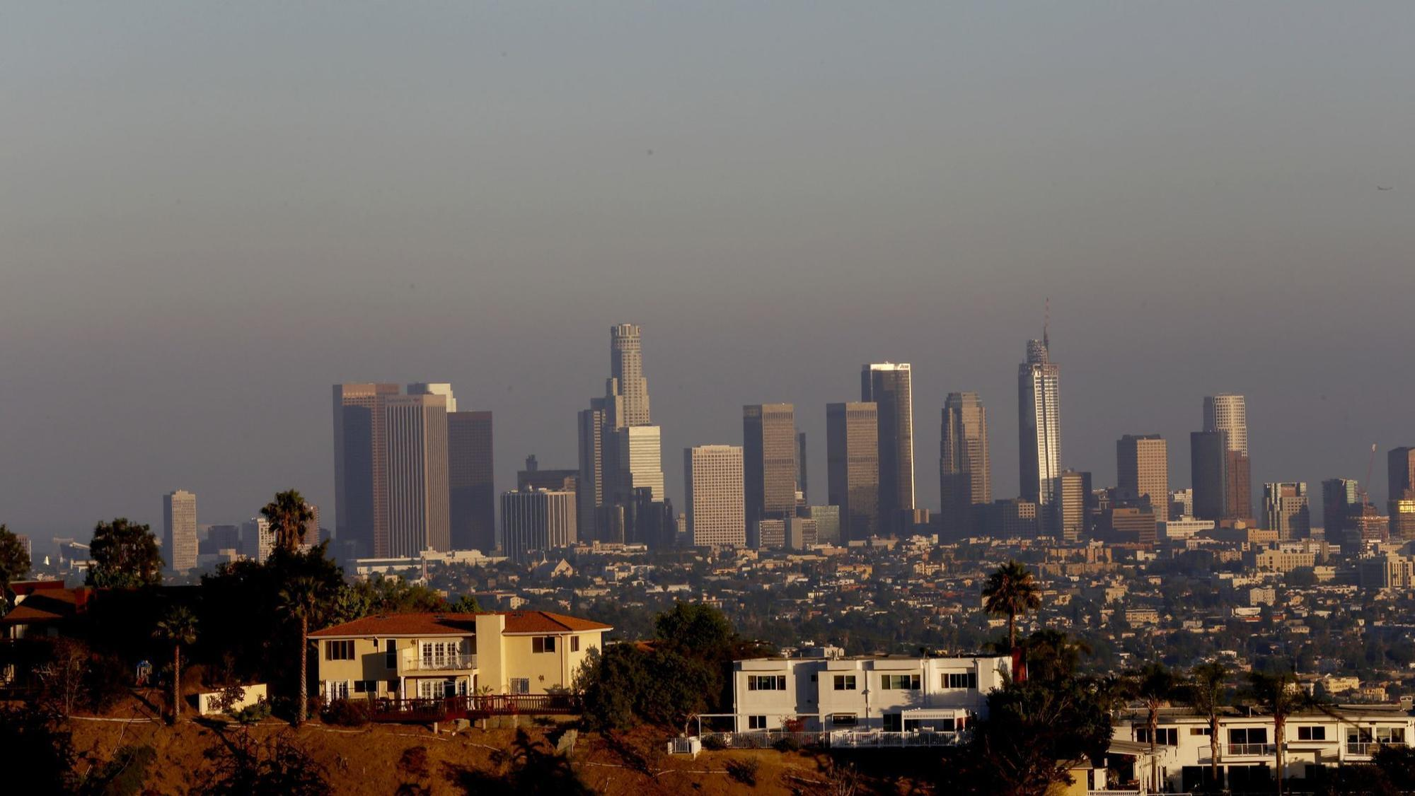 L.A. ranked worst in ozone pollution again, report says