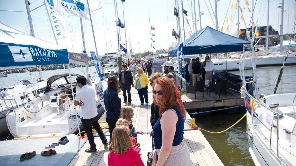 What to know before you go: Annapolis Spring Sailboat Show
