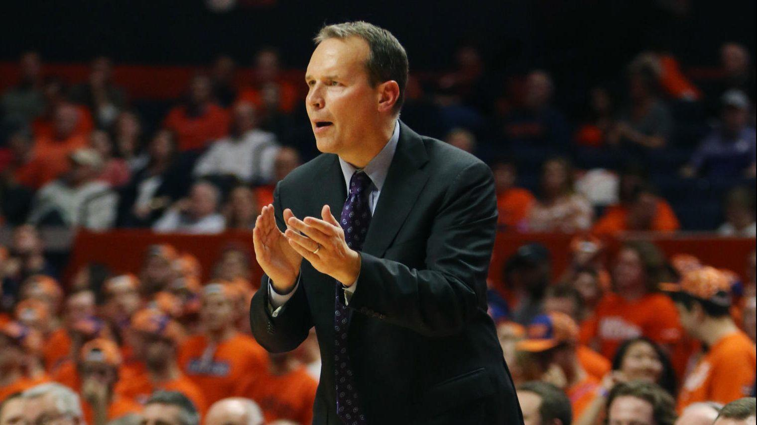 Northwestern looks to fill vacancy on basketball coaching staff with top assistant at NIU