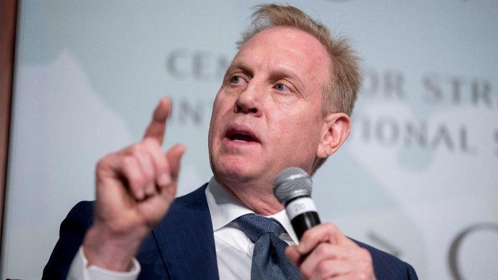 Acting Defense Secretary Patrick Shanahan to give Naval Academy commencement speech