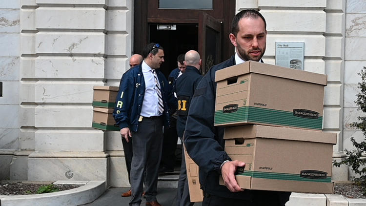 FBI, IRS launch raids connected to Baltimore Mayor Catherine Pugh