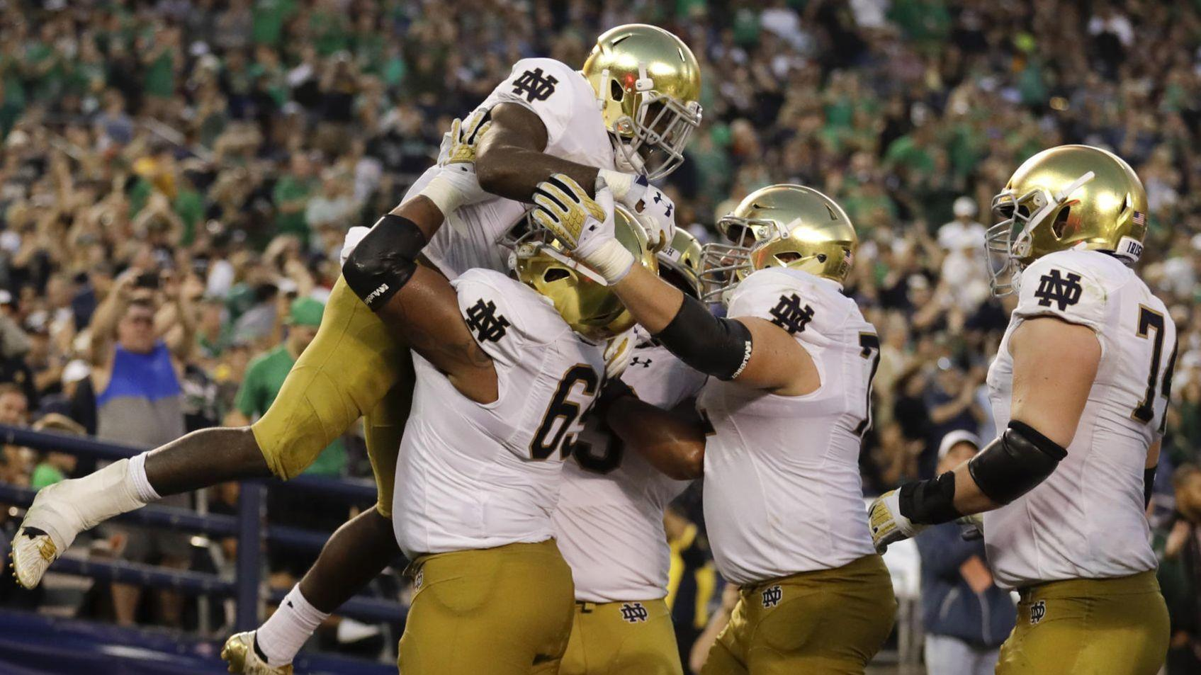 Notre Dame releases its full 2021 football schedule, starting with a trip to Florida State