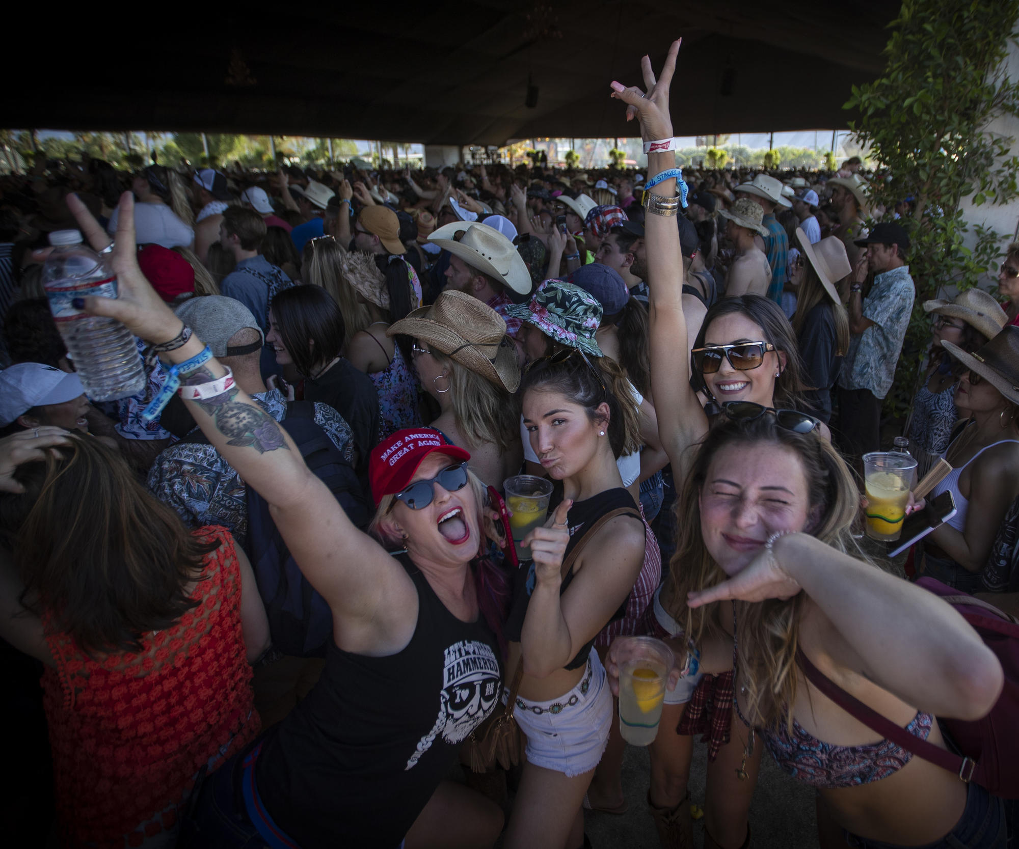 Faces of Stagecoach 2019