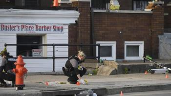 Police Man Dies In West Baltimore Shooting Baltimore Sun