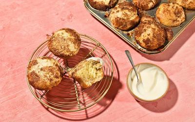 Cinnamon Crunch Buns