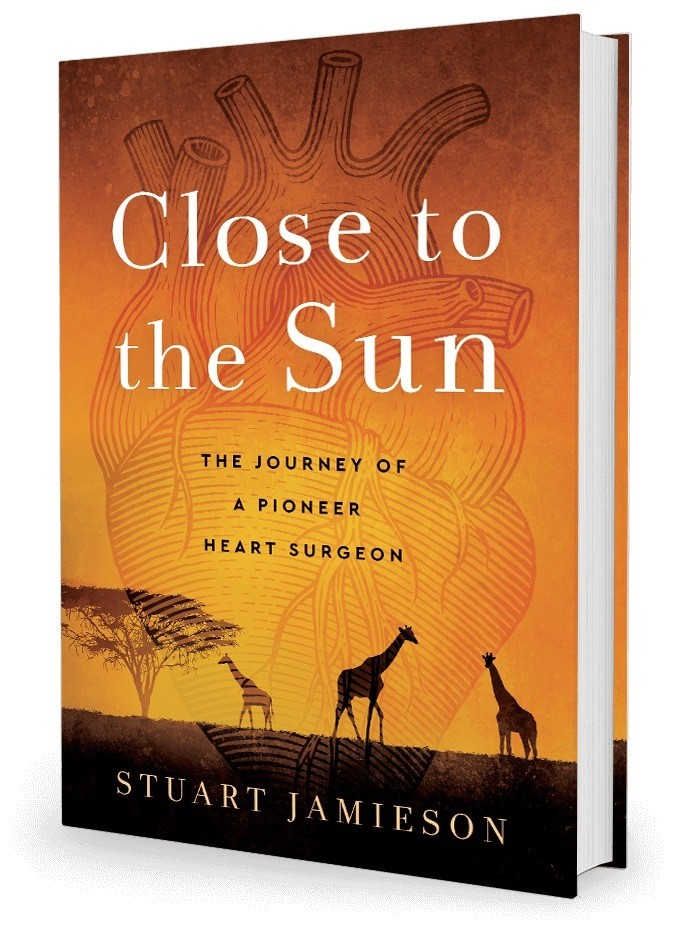 Stuart Jamieson's memoir, published by Rosetta Books, is available now