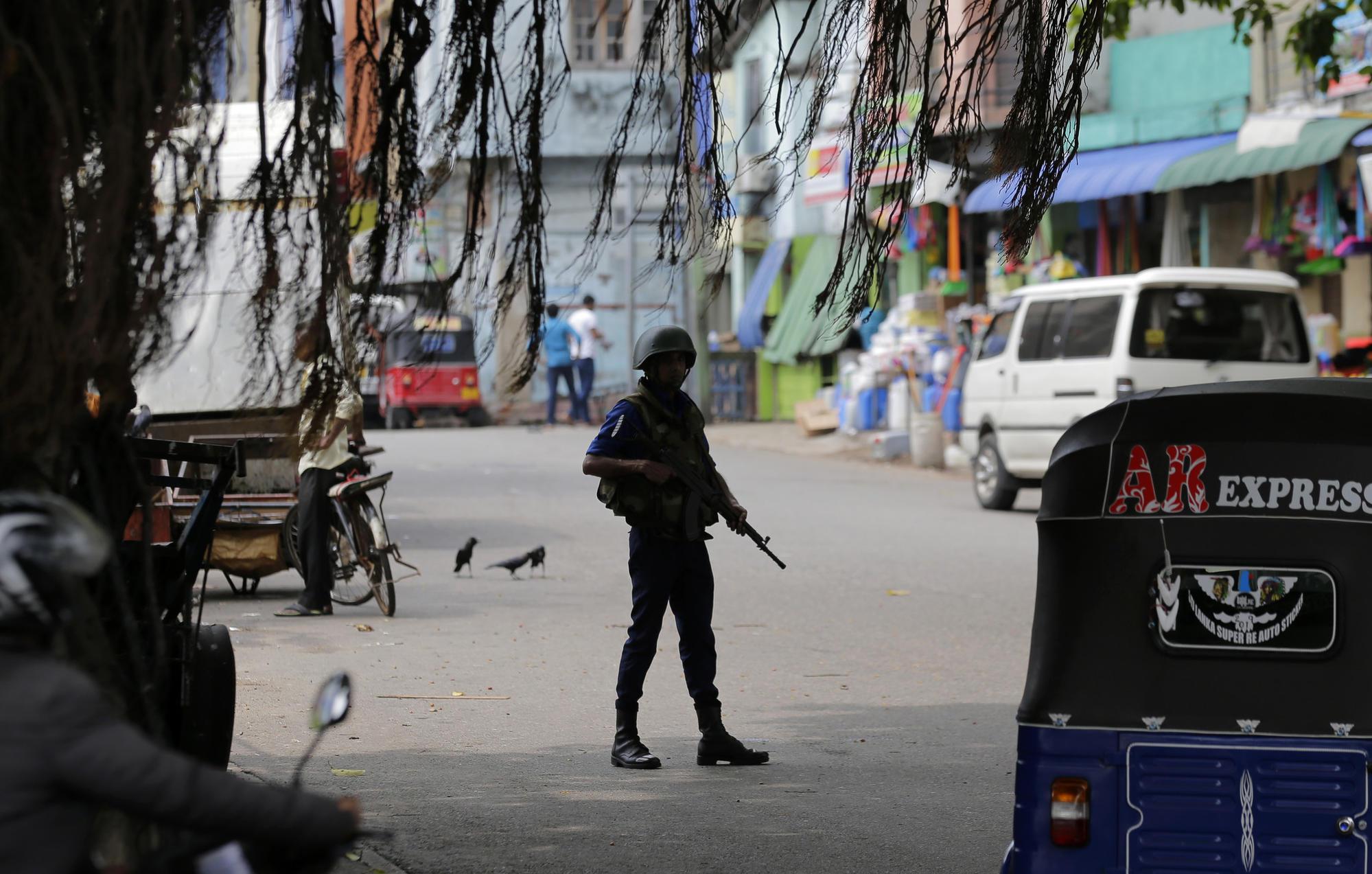 APphoto_Sri Lanka Labor Day