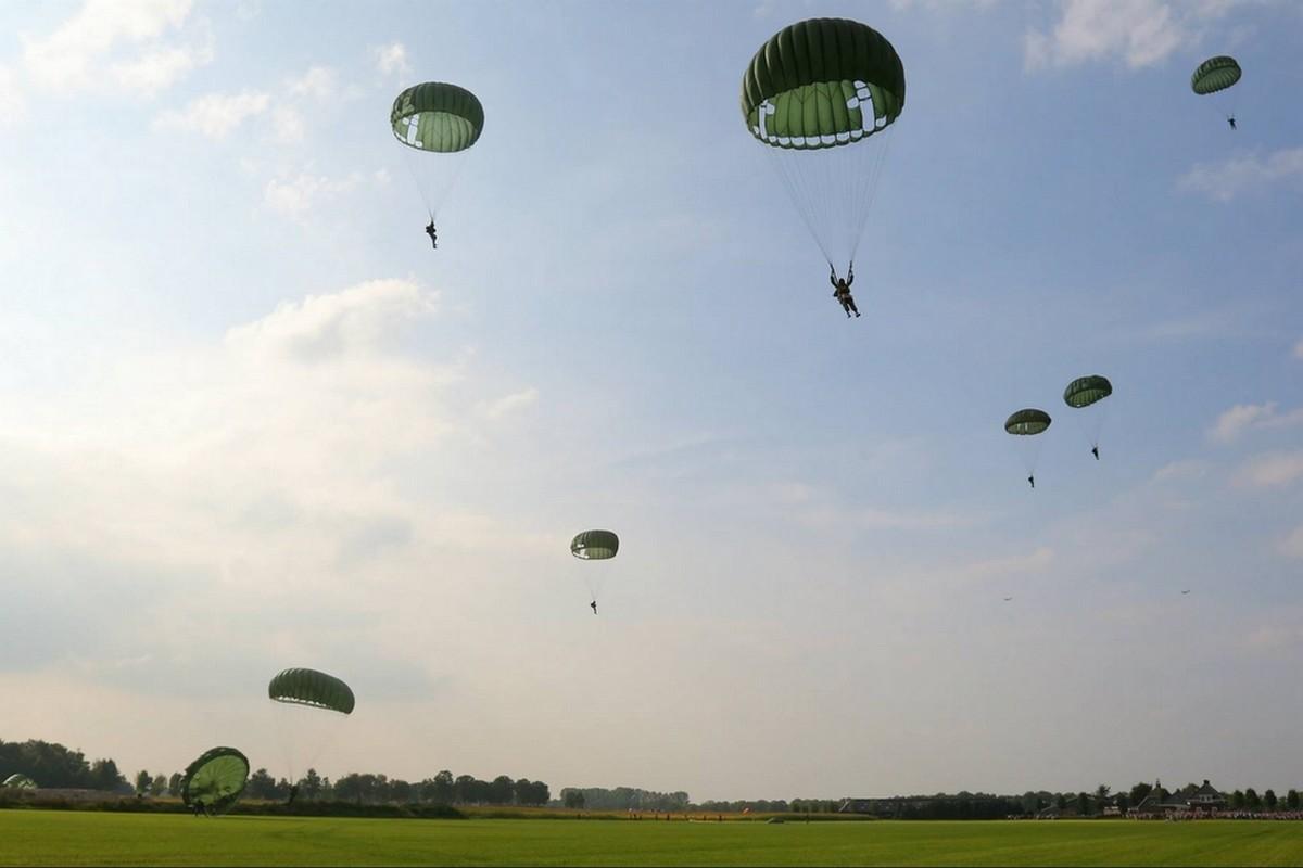 Daks Over Normandy